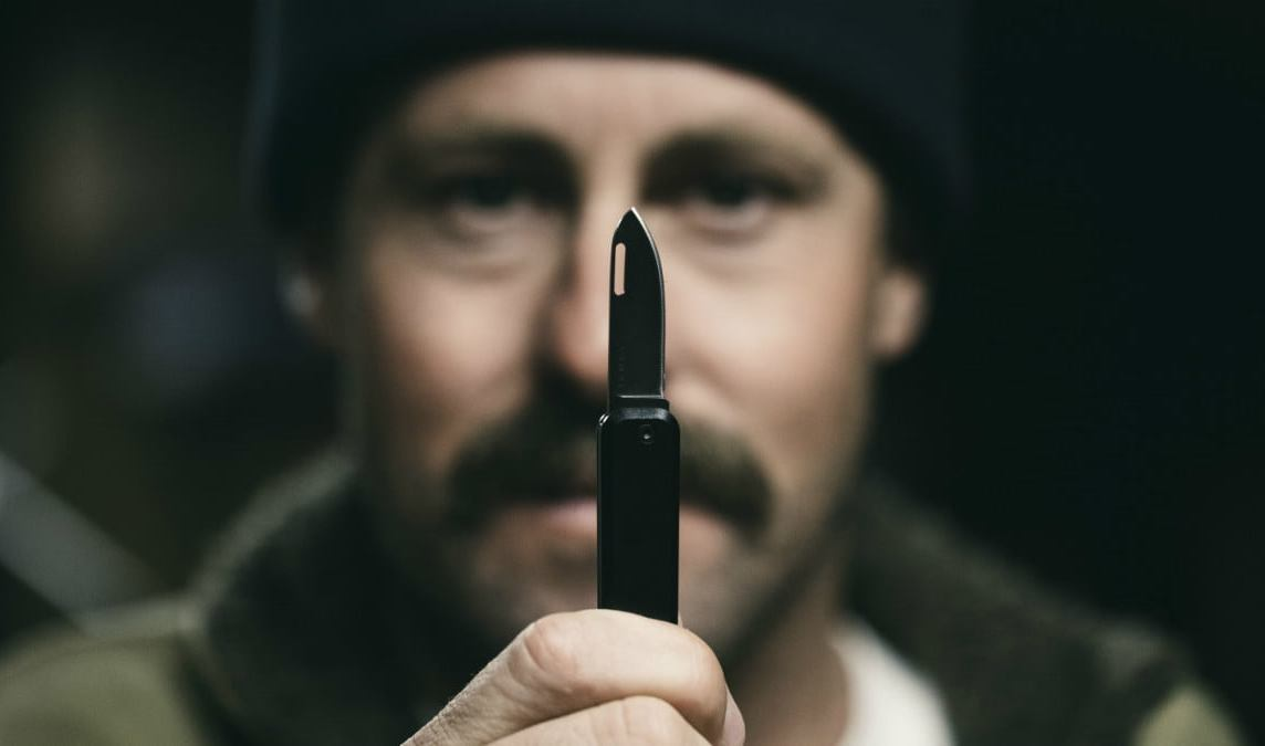 Обзор карманного ножа The Elko от James Brand