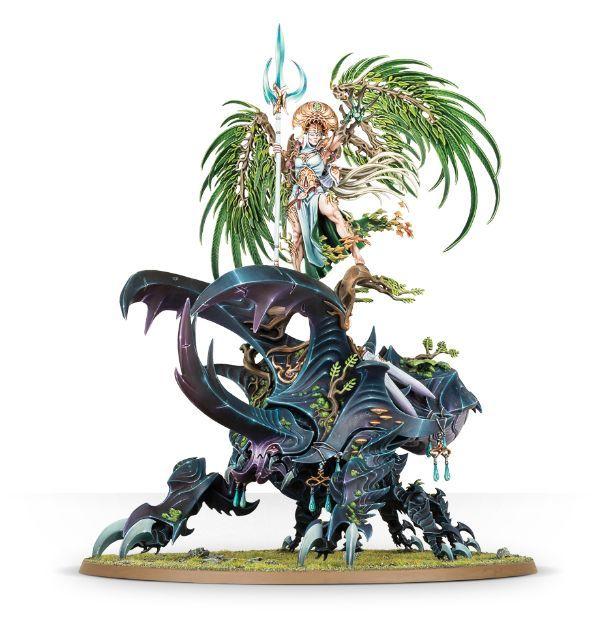 Предварительный заказ на Sylvaneth и ландшафт для Warhammer Age of Sigmar открыт!