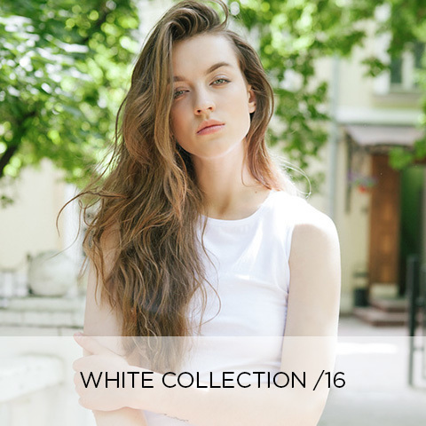 WHITE COLLECTION /16:#белоеможно!