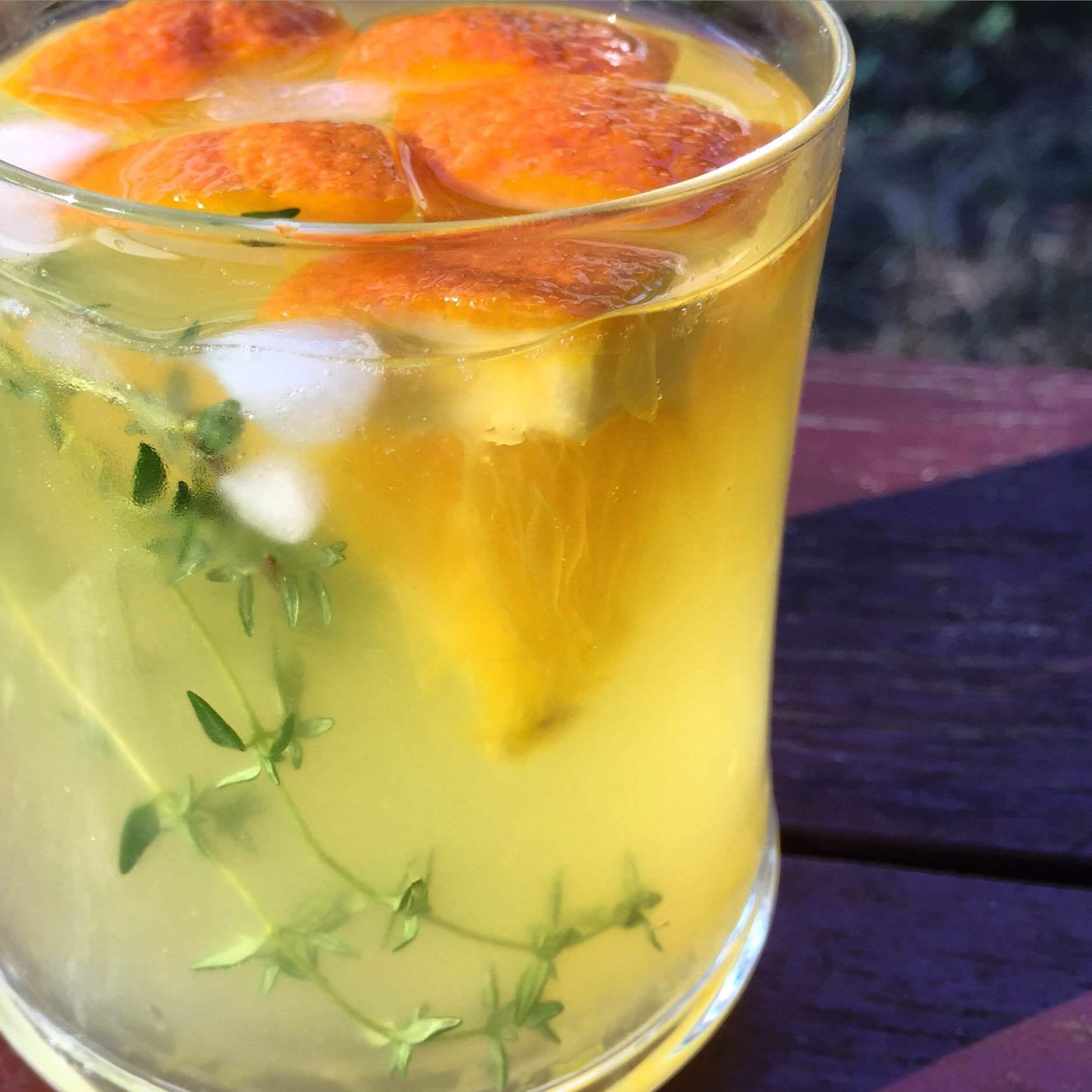 Вербеновый лимонад