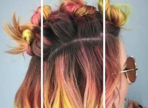 Окрашивание волос в домашних условиях: DIY