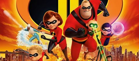 Рецензия на фильм Суперсемейка 2 : Последние герои