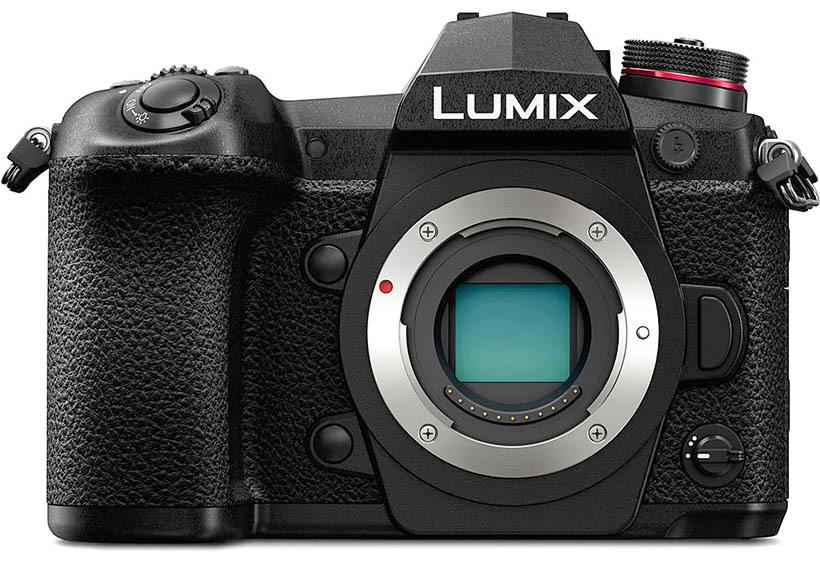 Panasonic Lumix G9 – перерождение!