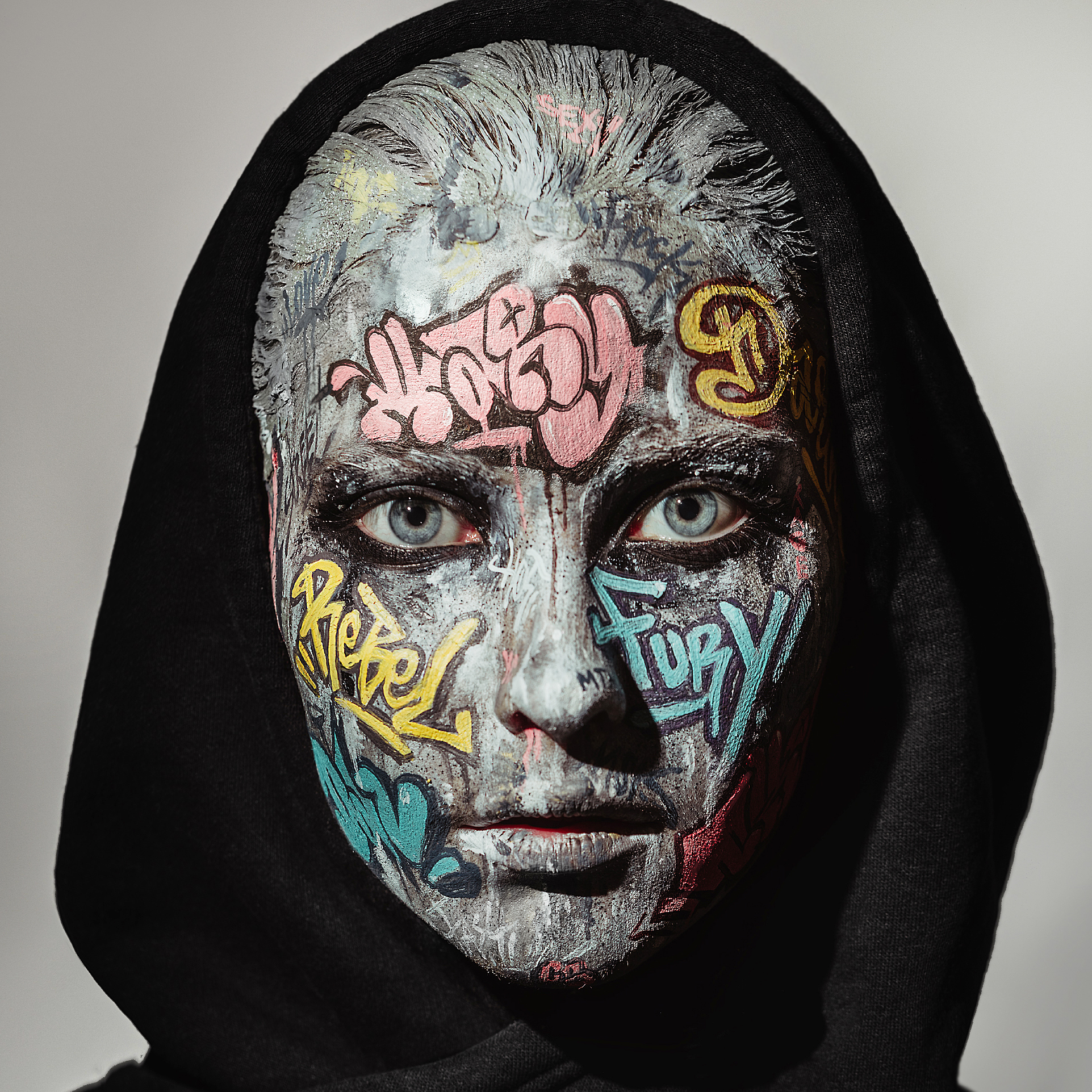 graffiti makeup