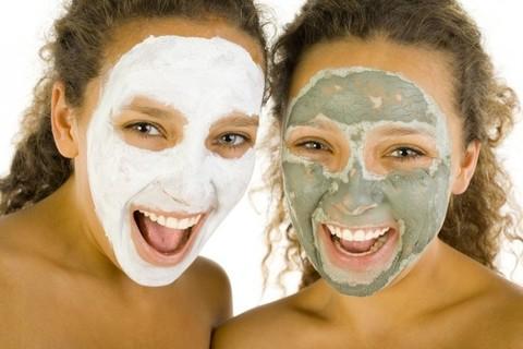 ChocoLatte Маска для лица Грин Фреш для проблемной кожи, против воспалений, антисептическая.