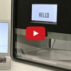 3D-принтер печатающий еду