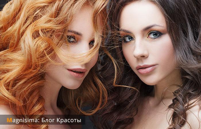 Многослойный уход за волосами