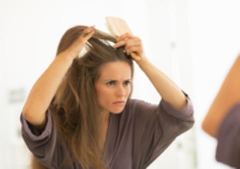 Возвращение цвета седеющим волосам