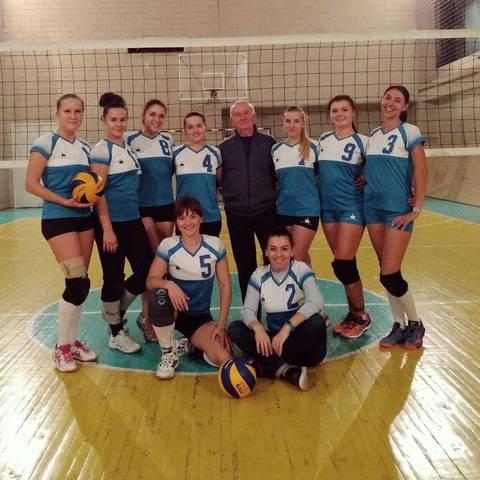 Волейбольная команда АРТЕМИДА!