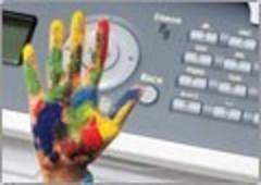 OKI MC160n – доступное цветное лазерное МФУ
