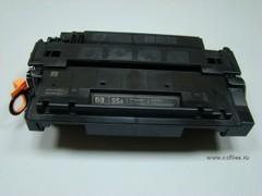 Решение по качественной заправке и восстановлению новых картриджей CE255A/X принтеров HP LaserJet Enterprise P3015