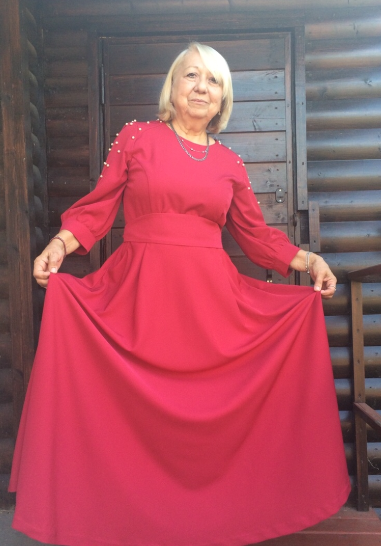 Отзыв о платье 6317