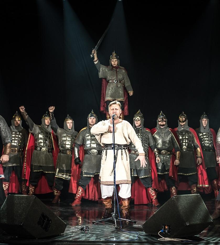7 октября состоялся концерт Николая Емелина