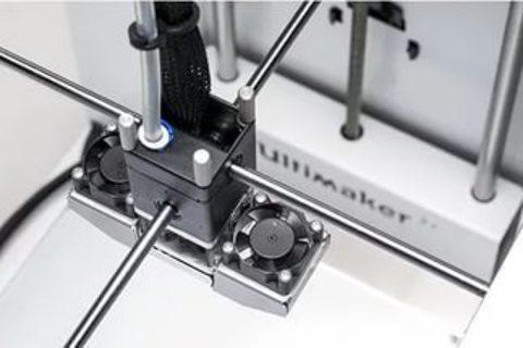 Первые патенты Ultimaker