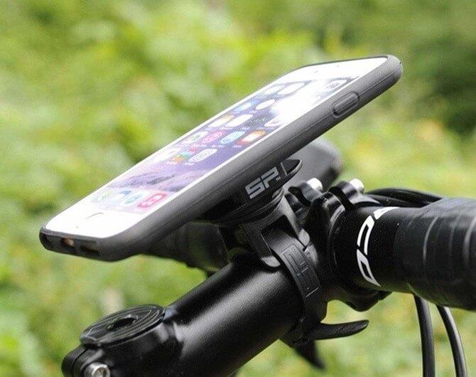 Крепление для iPhone, совместимое с GoPro