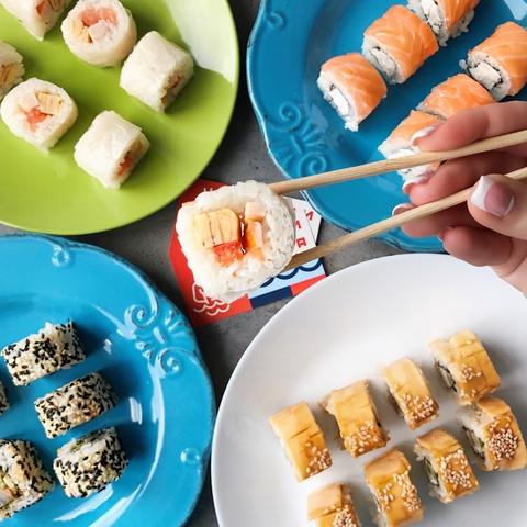 Палочки для суши: все, что нужно знать о японских столовых приборах