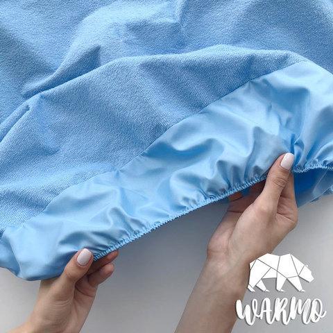 Наматрасник для детской кровати: особенности и преимущества