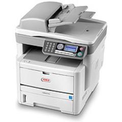 Представляем монохромные МФУ формата А4 для средних и больших рабочих групп, серия OKI MB400