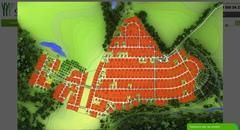 Запущен интерактивный генплан «Романовского Парка»