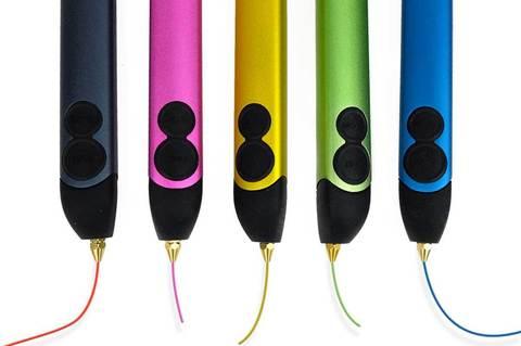 3Д ручка - что это такое? В чём различие?
