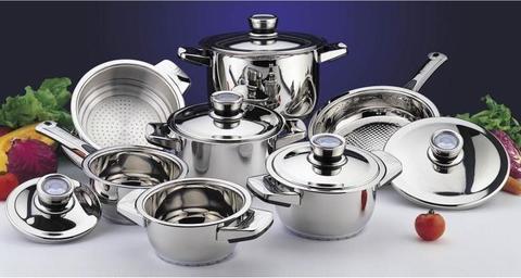 Выбираем посуду для приготовления еды