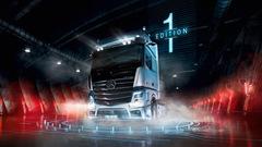 Мировая премьера Mercedes-Benz Actros (Актрос) 2019г