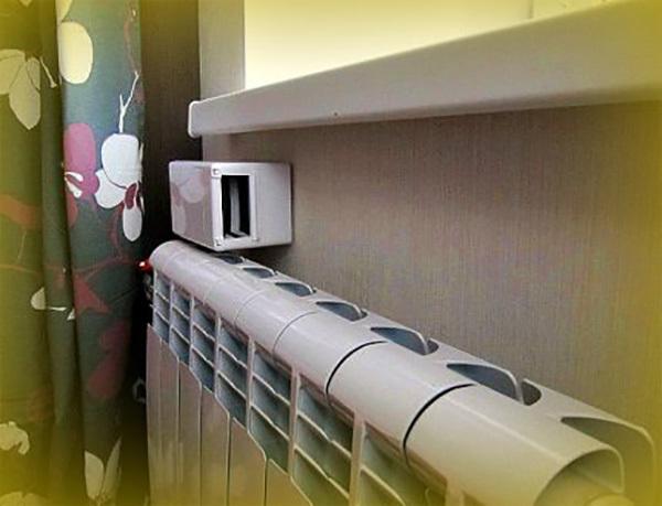 Стеновой приточный клапан – отличная замена проветривания