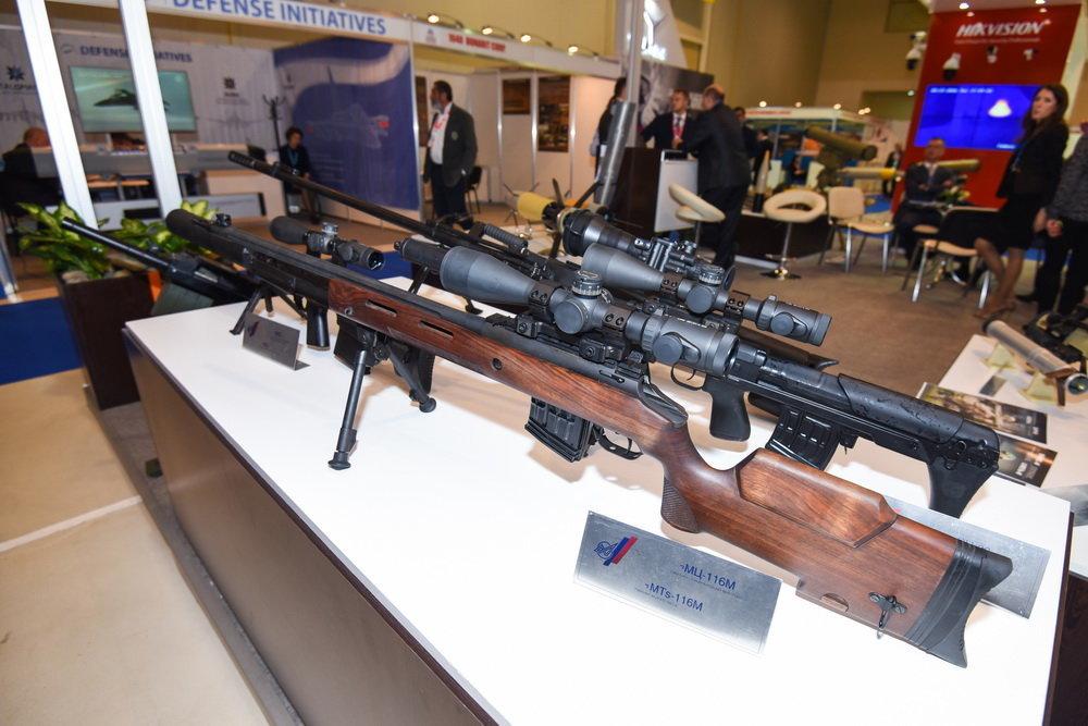 Штаты восхитила винтовка МЦ-116М – тихая и опасная