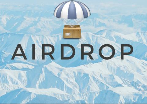 Новая раздача токенов. Airdrop и bounty programm