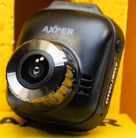 Обзор AXPER Mini. Компактный Full HD видеорегистратор