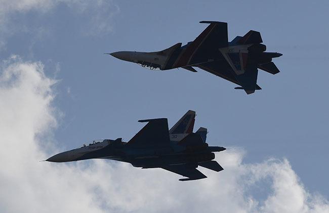 Индийские истребители снабдят радаром от Су-35