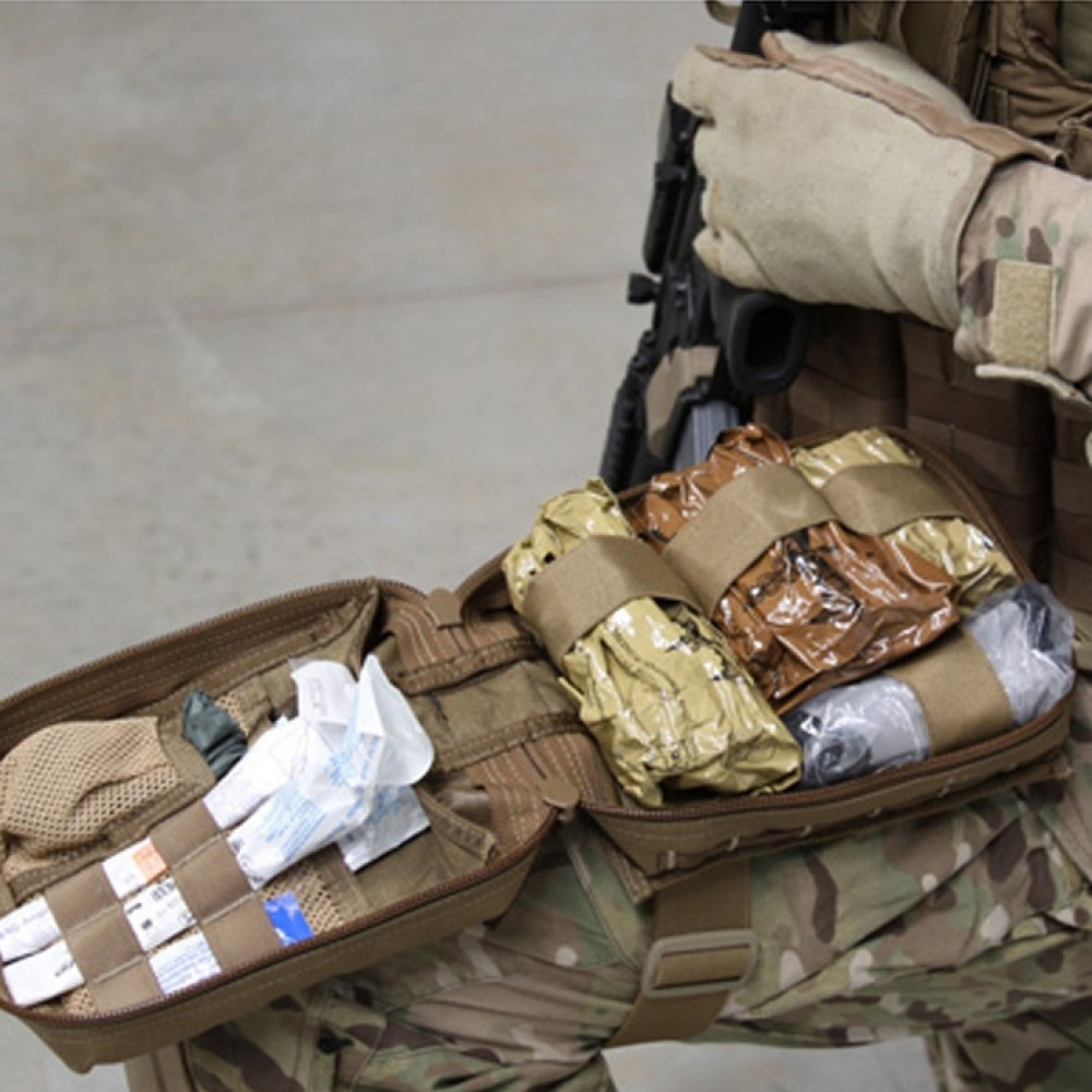 Тактическая медицина – первая помощь в зоне боевых действий