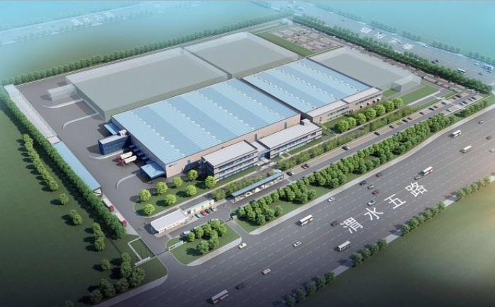 Вентиляторный завод строят немцы в Китае
