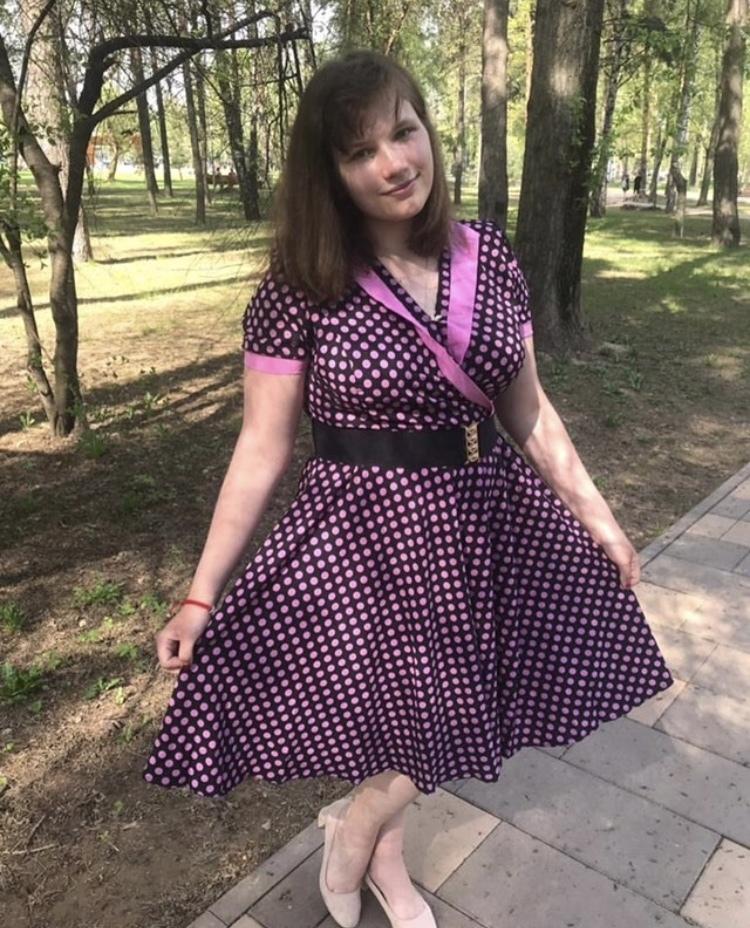 Отзыв о платье (нет на сайте 85)