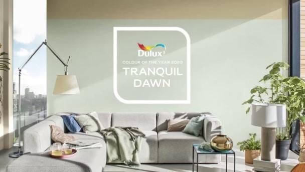 Цвет 2020 года от Dulux выбран