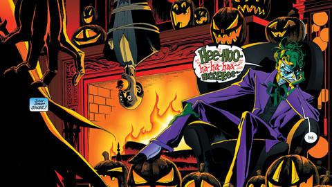 Чернокнижный Хэллоуин