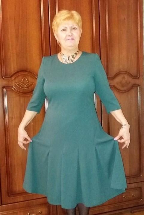 Отзыв о платье 5897