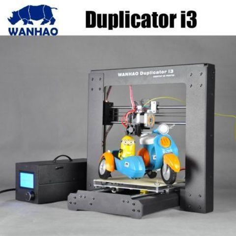 3D-принтер Wanhao Duplicator i3 версии 2.0 в продаже!