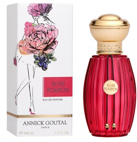 Новинка 2018 года от Annick Goutal «Rose Pompon» в концентрации Eau de Parfum