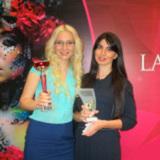 Виктория Довжик одержала победу на международном чемпионате по наращиванию ресниц