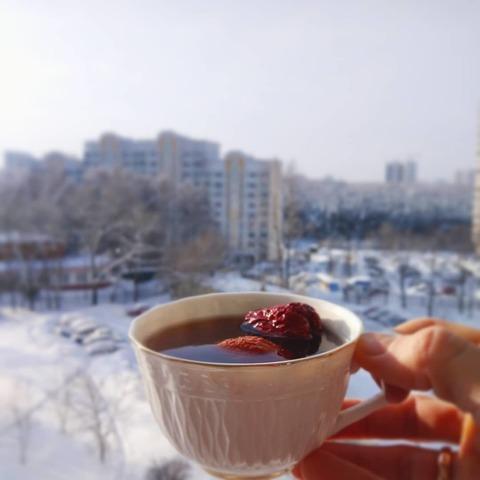 Прекрасная зимняя сказка! Неужели это Москва?! 🤗