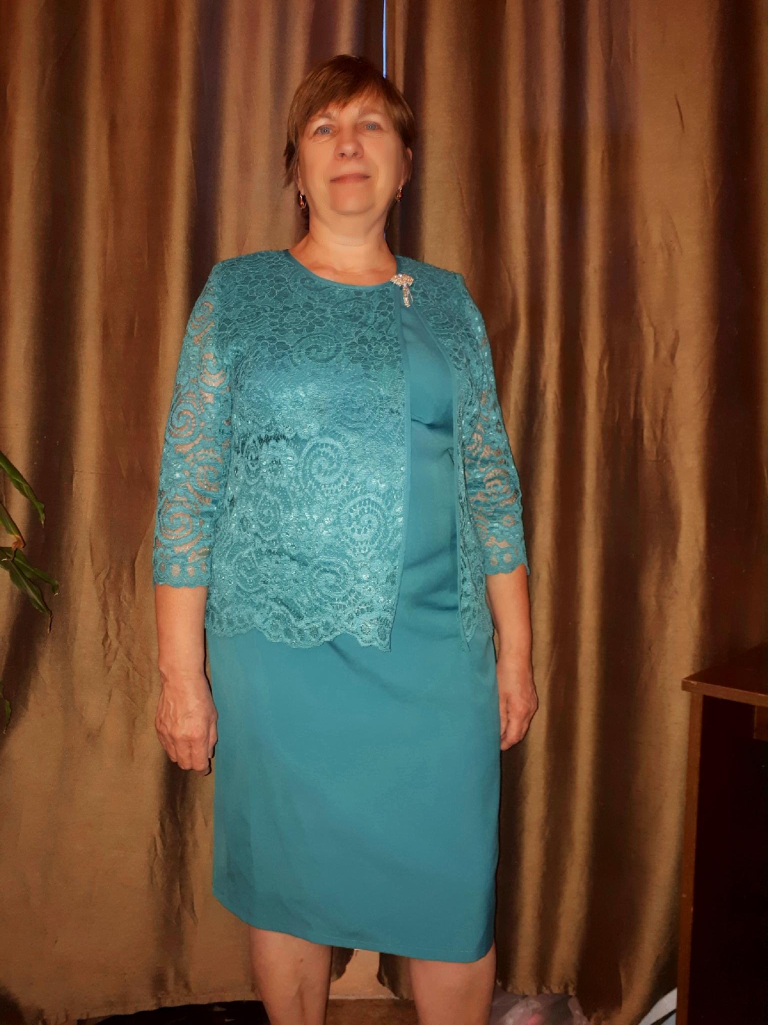 Отзыв о платье4196