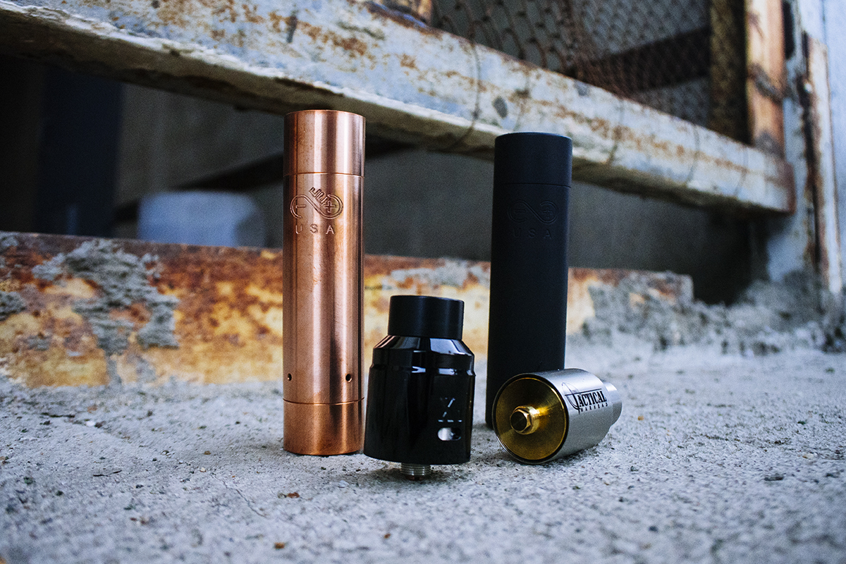 Новое железо от Continuous Current, TVL, Vaperz Cloud  в Babylon Vapeshop!