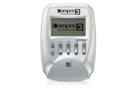 Результаты использования миостимулятора Compex 3 в клинике