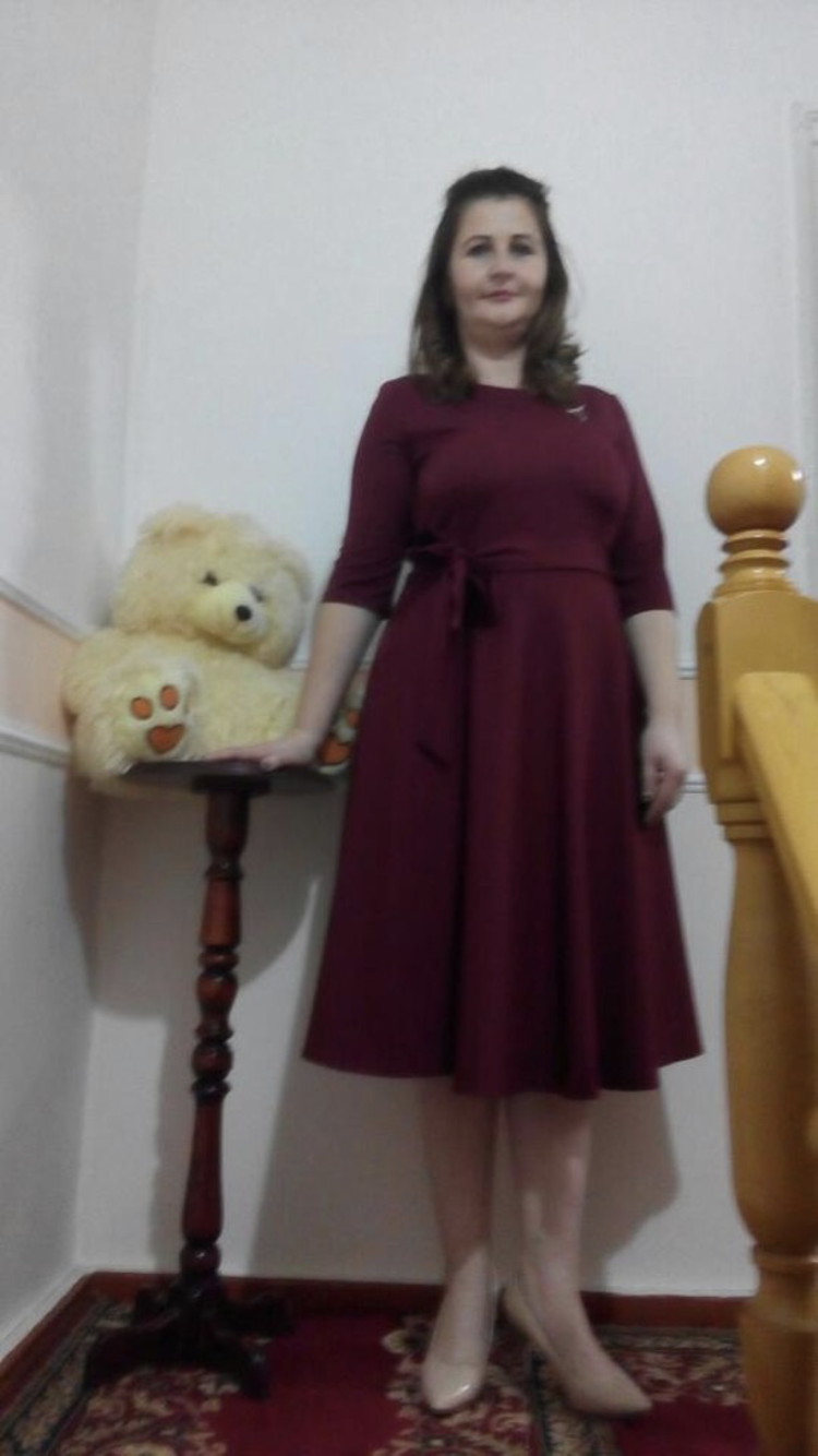 Отзыв о платье (нет на сайте 15)