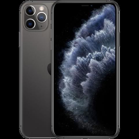Apple iPhone 11 Pro Max. Встречайте нового босса
