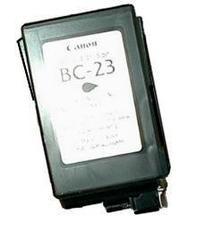 Инструкция по заправке картриджей Canon BC-20, BCI-21, BC-23 Cartridges