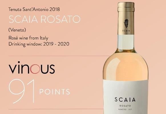 Scaia Rosato получило 91 балл от Иена Д'Агаты