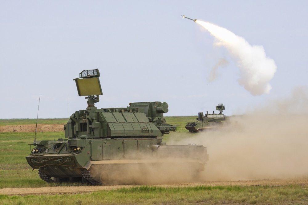 «Тор-М2» прибыл в Калининградскую область