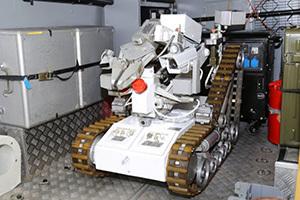 Создан робот-разведчик для войск химзащиты
